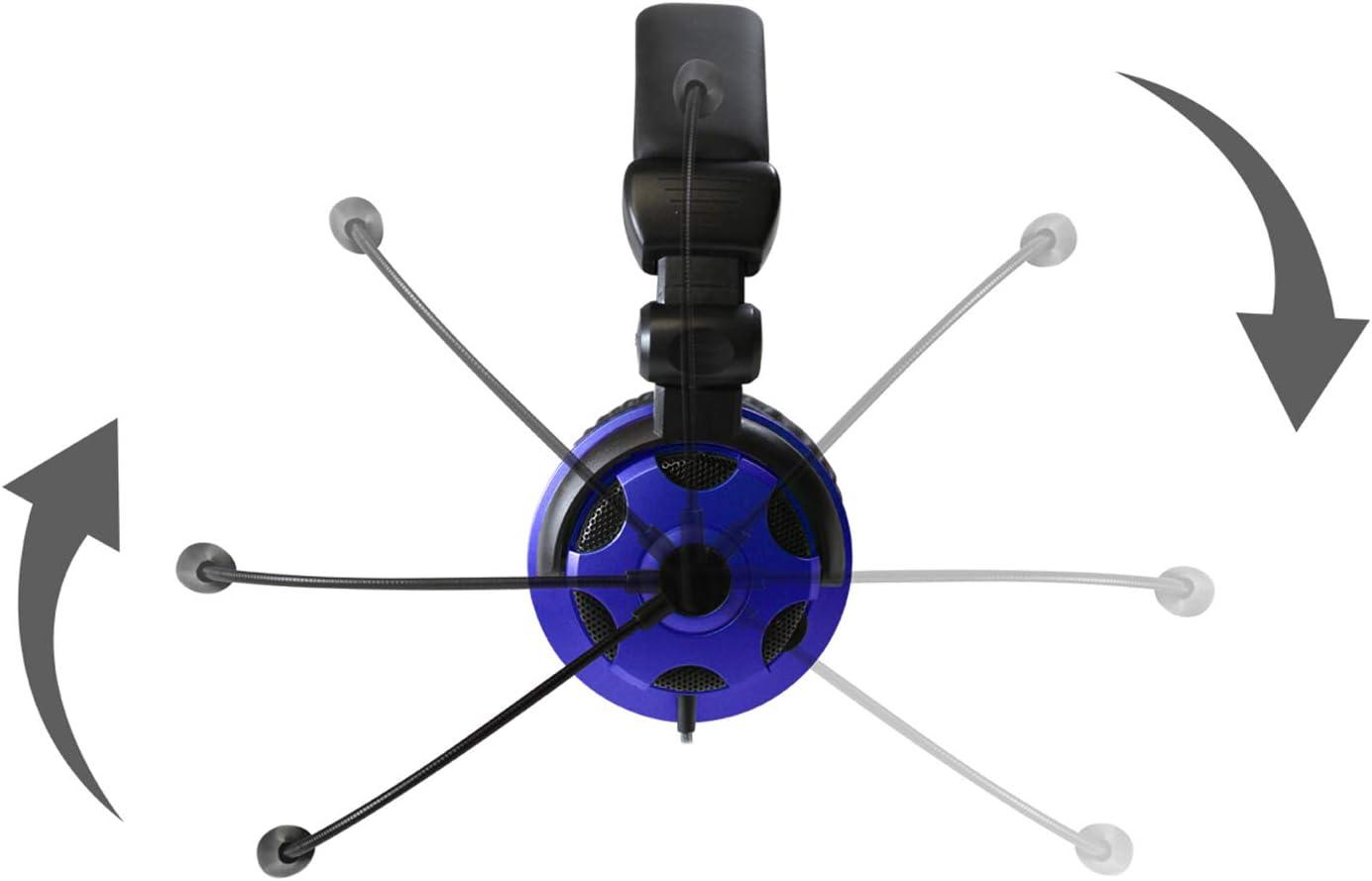 HamiltonBuhl T-PRO USB Headset with Noise-Cancelling Mic