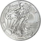 #7: 2008 American Silver Eagle $1 US Mint Brilliant Uncirculated