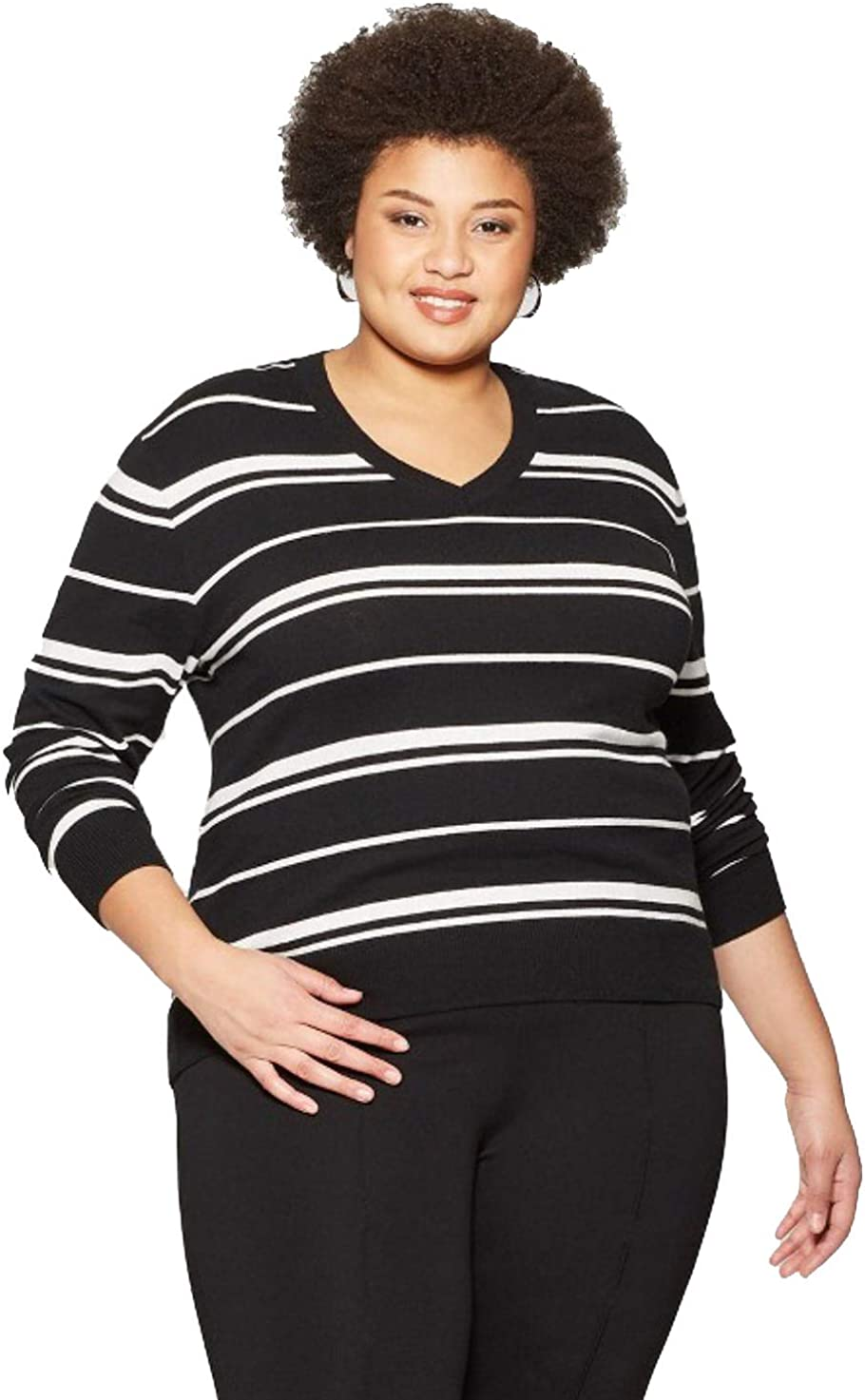 Details about  /Ava /& Viv Women's Plus Size Long Sleeve Open Neck Layering Cardigan