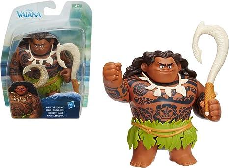Hasbro Disney Vaiana Small Doll Maui (2017) c0142 C0144: Amazon.es: Juguetes y juegos