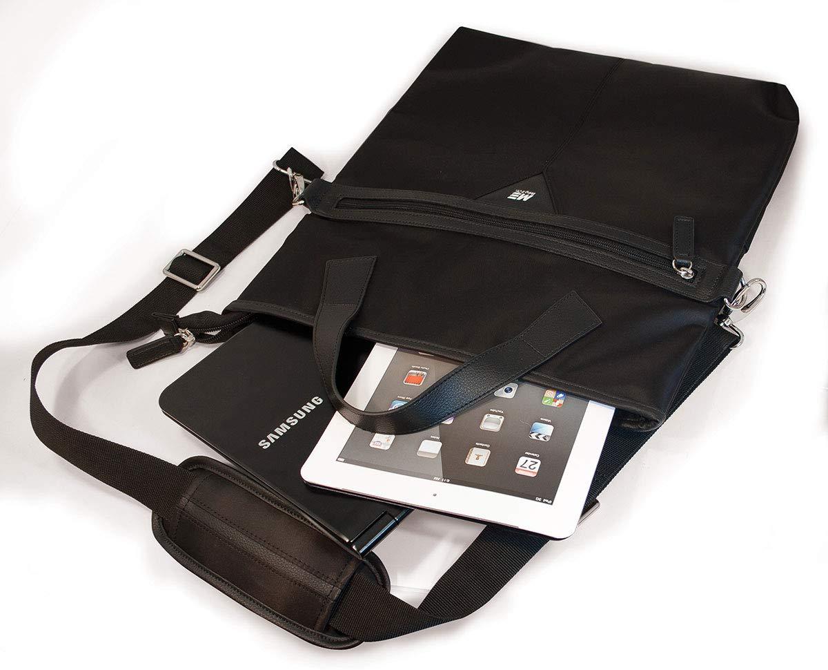 Mobile Edge Slimline 13 Tablet//Ultrabook Tote Bag Handbag in Black