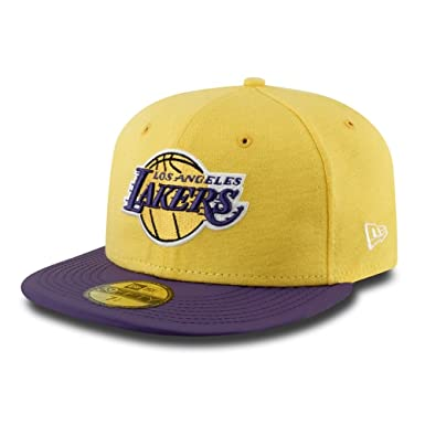 New Era Cappello Jersey Pop Los Angeles Lakers YL PP 7.1 4  Amazon.it   Abbigliamento 242e2019d4c1