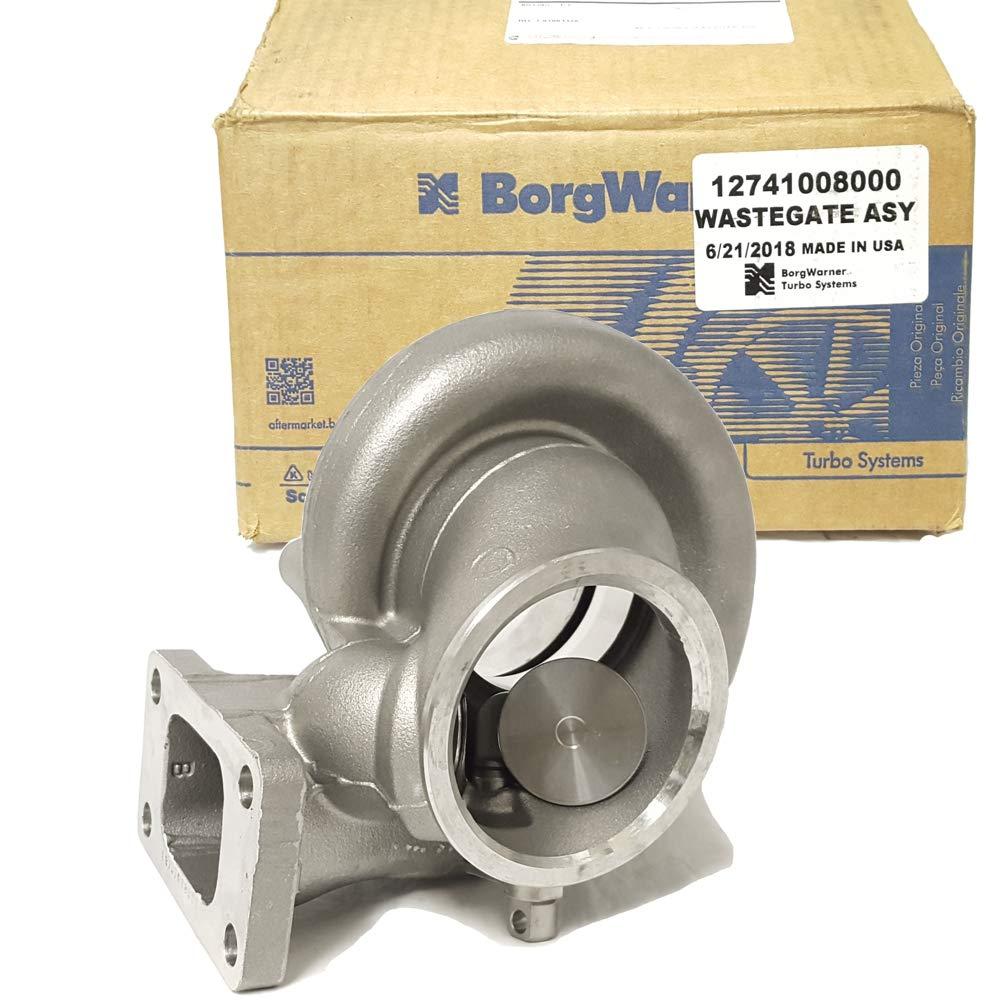 Amazon.com: BorgWarner EFR B2 74mm .83 T3 single scroll WG turbine housing (P/N 12741008000): Automotive