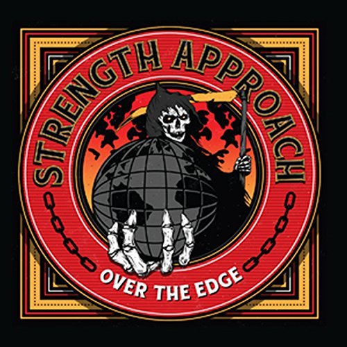 Strength Approach-Over The Edge-CD-FLAC-2016-CATARACT Download