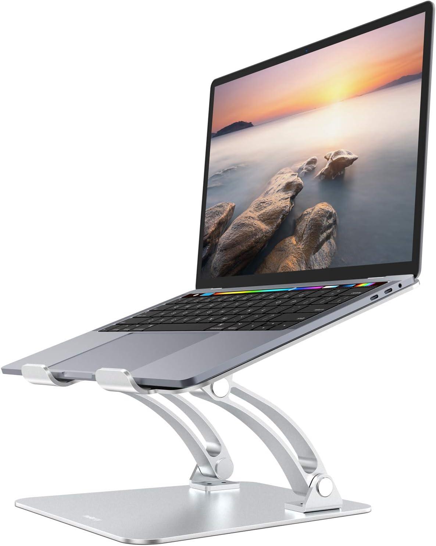 Nulaxy Laptop Ständer Einstellbar Notebook Ständer Computer Zubehör