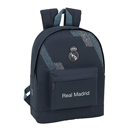 Amazon.com : Real Madrid Second Kit Laptop Backpack 43cm : Office Products