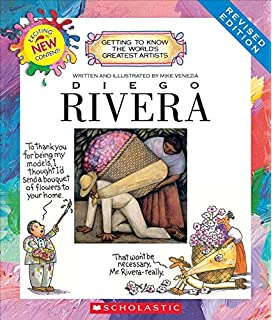 Diego Rivera Revised Edition Getting To Know The Worlds Greatest Artists Paperback