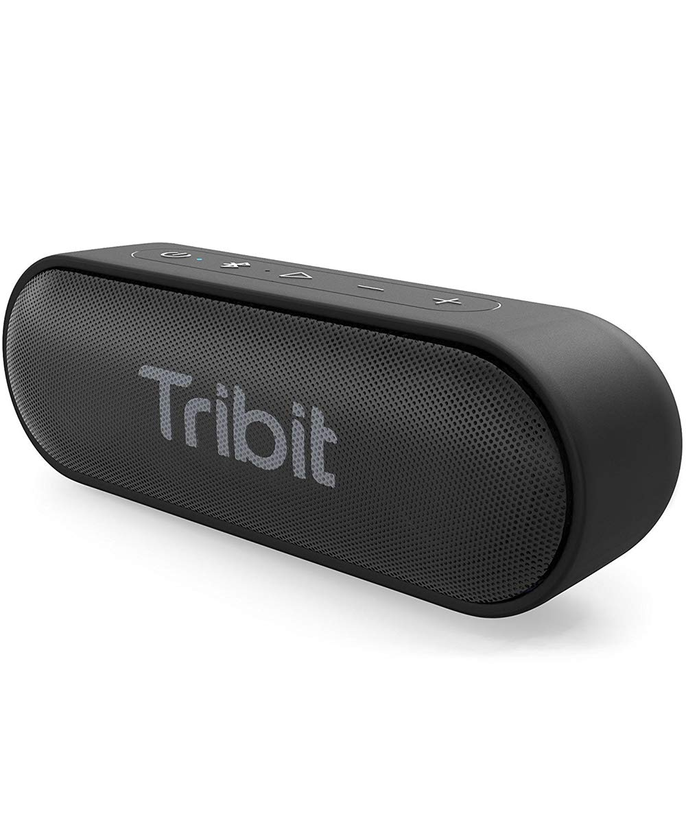 tribit-xsound-go-bluetooth-speakers-12w-portable-speaker-loud-stereo-sound-rich-bass-ipx7-waterproof-24-hour-playtime-66-ft-bluetooth-range-built-in-mic-outdoor-party-wireless-speaker