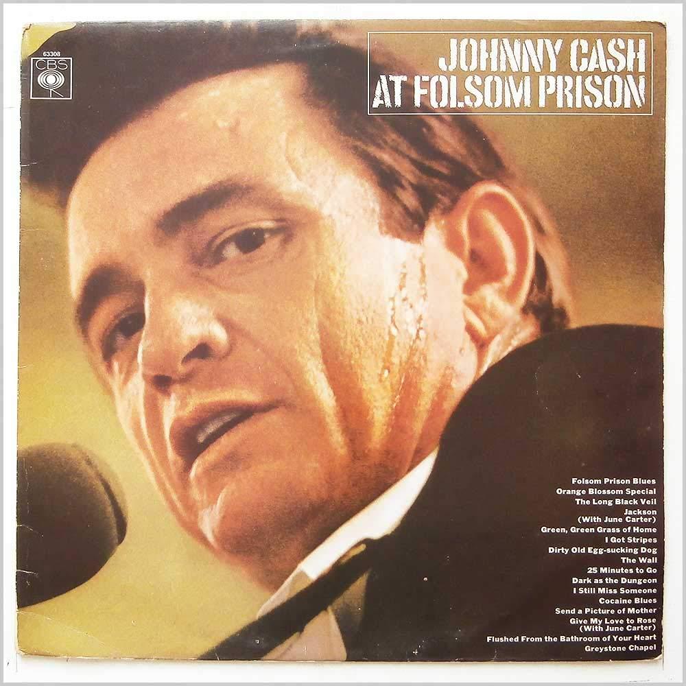 "JOHNNY CASH - FOLSOM PRISON BLUES EP - 7"" VINYL: Amazon.de: Musik"