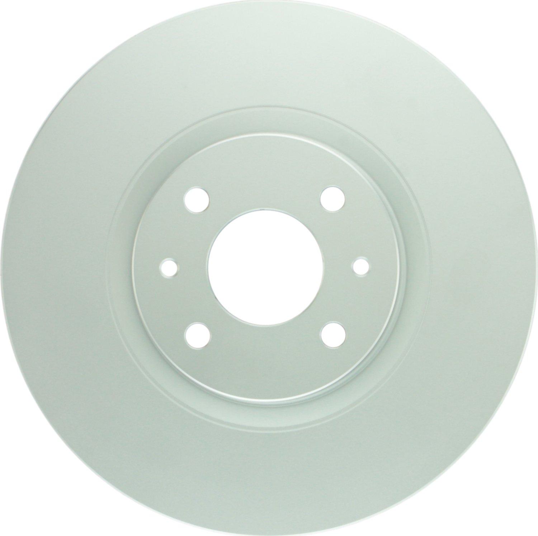 Front Bosch 19010306 QuietCast Premium Disc Brake Rotor