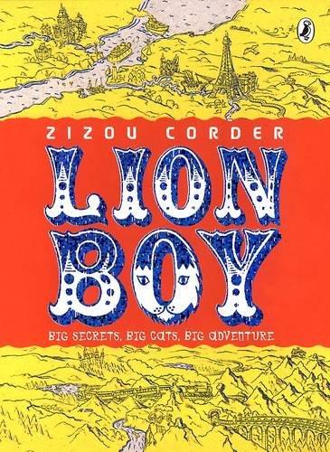 Lionboy pdf