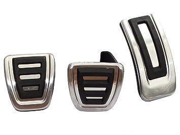 AERZETIX: Juego de 3 pedales caja de cambio manual para coche vehiculos C40918: Amazon.es: Coche y moto