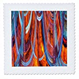 3dRose Danita Delimont - Abstracts - USA, California, Bodie State Park. Abstract of window. - 18x18 inch quilt square (qs_278533_7)