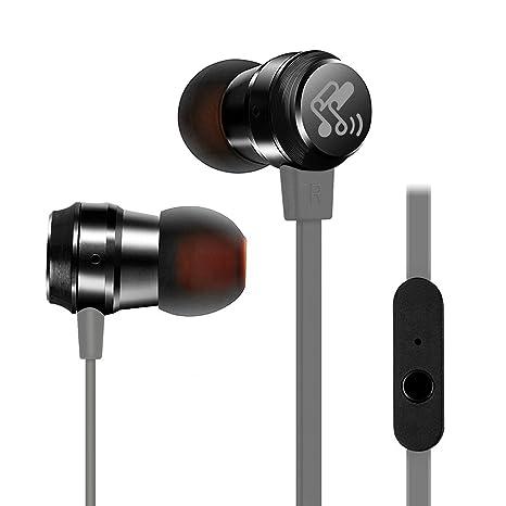 Auriculares Bluetooth 4.1 Cascos inalámbricos para Correr, running, Bicicleta y resistente al agua y