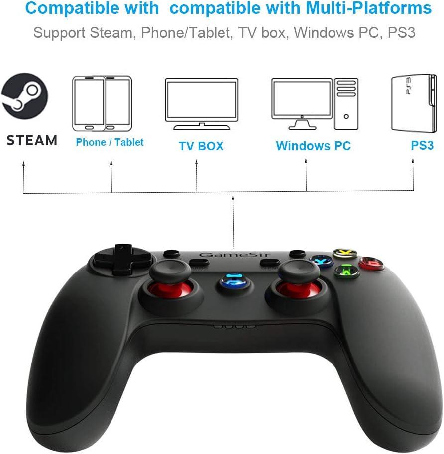 Amazon com: GameSir G3s Bluetooth Wireless Controller for