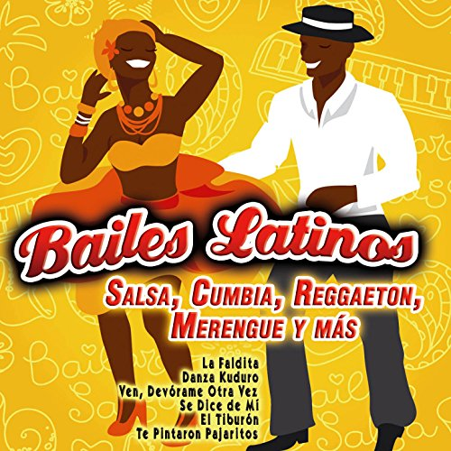 Bailes Latinos, Salsa, Cumbia, Reggaeton, Merengue y Más