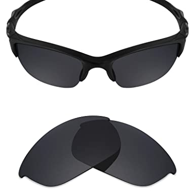 3d2efc7210c Mryok Replacement Lenses for Oakley Half Jacket 2.0 Sunglasses - Rich  Options  Amazon.in  Clothing   Accessories