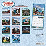 2018 Thomas the Tank Wall Calendar