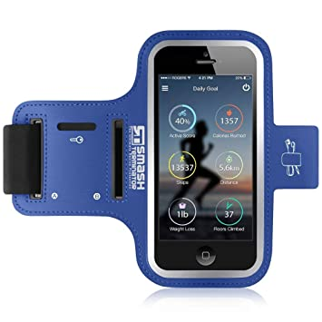 iPhone X Running Armband - Sports Phone Holder Case for Runners ...