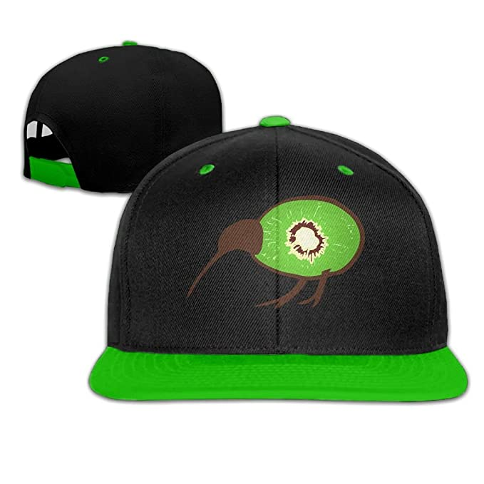 fc7842c3267576 Unisex Fashion Small Black Kiwi Bird Hip Hop Baseball Caps Snapback Hats at  Amazon Women's Clothing store: