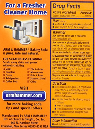 how to open arm and hammer baking soda