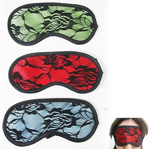 1 Silk Soft Eye Sleeping Mask Travel Sleep Aid Shades Light