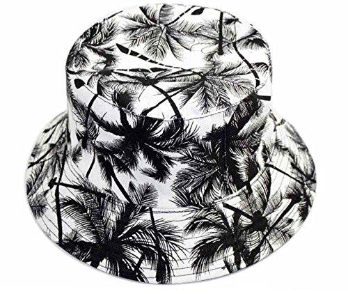 Coconut Tree Bucket Hat...