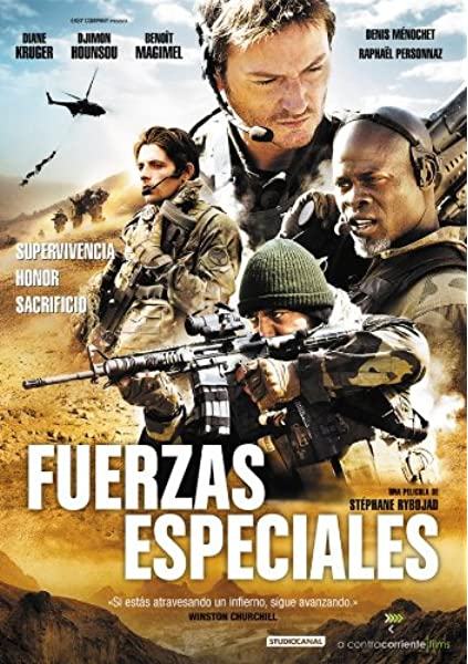 Fuerzas Especiales [DVD]: Amazon.es: Diane Kruger, Djimon Hounsou, Benoit Magimel, Stephane Rybojad, Diane Kruger, Djimon Hounsou, Thierry Marro, Benoit Ponsaille: Cine y Series TV