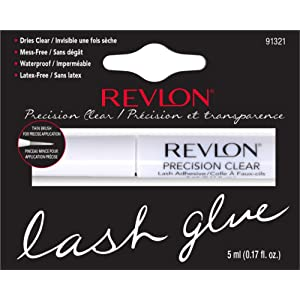 Revlon Colle Faux-Cils Transparent