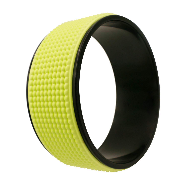 Amazon.com : Massage Yoga Wheel - Dharma Yoga Prop Wheel for ...
