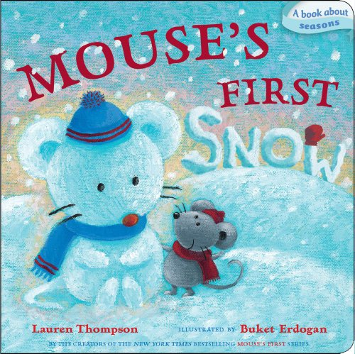 Mouse's First Snow (Classic Board Books)