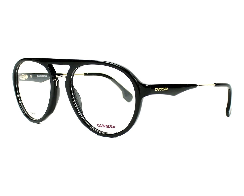 Eyeglasses Carrera 137 /V 02M2 Black Gold CA-137-V 2M2