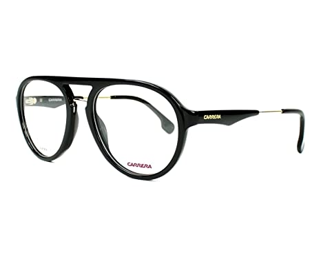 ae57579569d Image Unavailable. Image not available for. Color  Eyeglasses Carrera 137  V  02M2 Black Gold