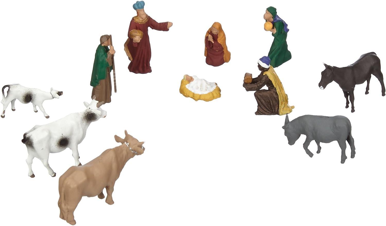 Noch 15922 Manger Figure Set H0 Scale  Figures