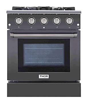 Thor Kitchen HRG3080GMT 30-inch Gas Range