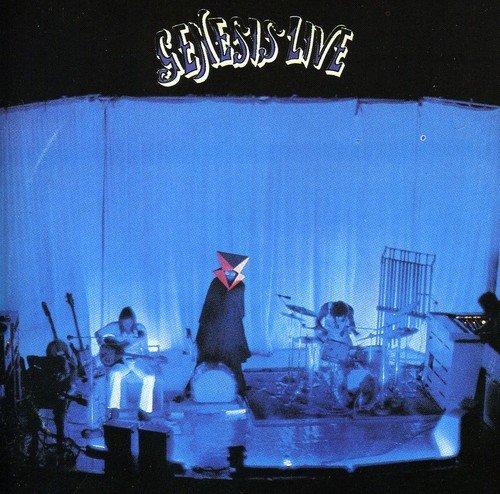 CD : Genesis - Live (CD)
