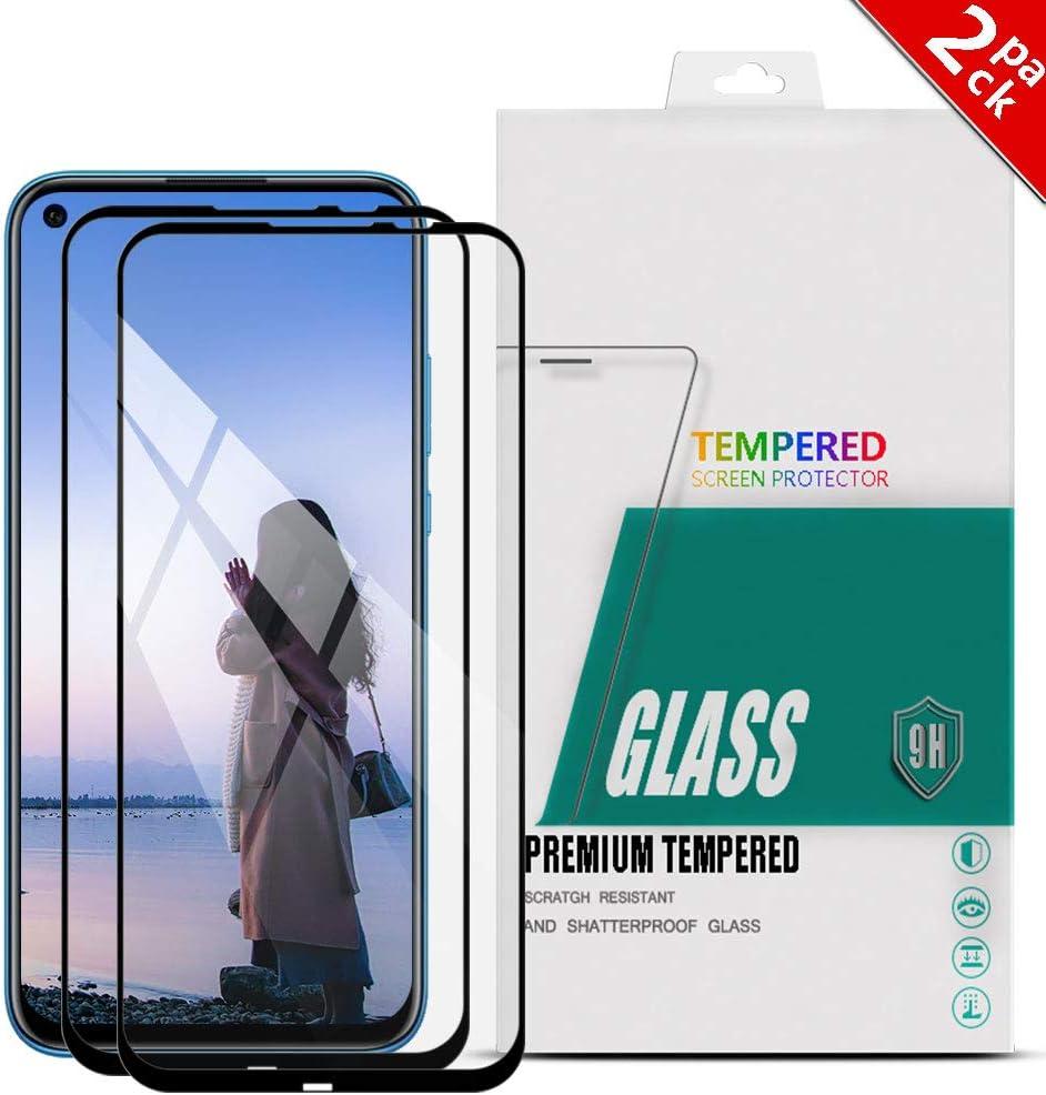 YuhooTech Panzerglas Displayschutzfolie f/ür iPhone 11 Schwarz Anti-Kratzen Anti-/Öl Anti-Bl/äschen ,9H H/ärte Geh/ärteter Glasfilm Glas Protector Film 6.1