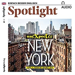 Spotlight Audio - Unexpected New York. 1/2018