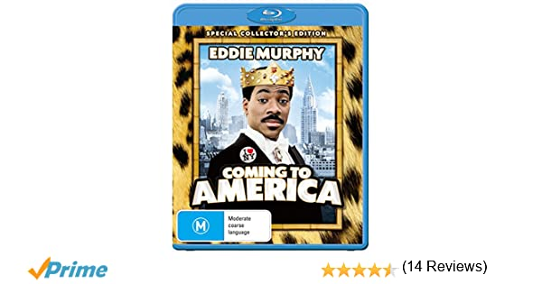 Coming To America Edizione: Australia Italia Blu-ray: Amazon ...
