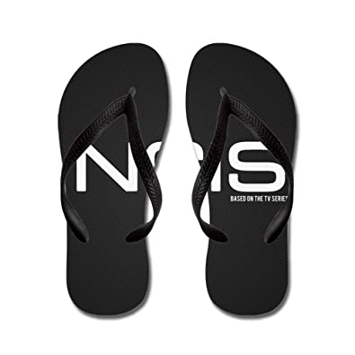 N.C.I.S. TV Show - Flip Flops Funny Thong Sandals Beach Sandals