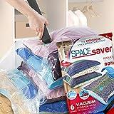 Spacesaver Premium Vacuum Storage Bags. 80% More