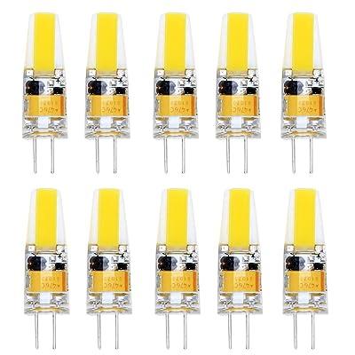 D'énergie 240v 3 48 Ac200 2835led 5w G9 Ampoules Lampe Led 350lm 10x Economie Froid Smd Blanc 8w0XnZNOkP