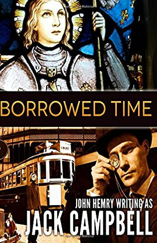 book cover of Borrowed Time