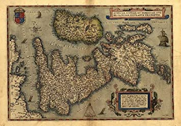 Reproduction antique map of british isles uk england scotland reproduction antique map of british isles uk england scotland ireland gumiabroncs Choice Image