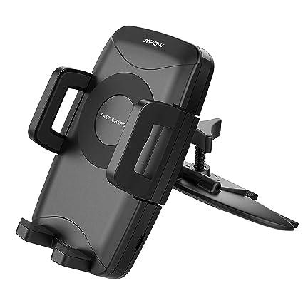 Amazon.com: Mpow - Soporte para teléfono con ranura para CD ...