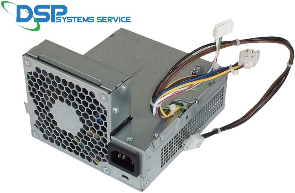 HP Compaq 611481-001 613762-001 D10-240P1A 240W Power Supply for HP 6200 Pro SFF