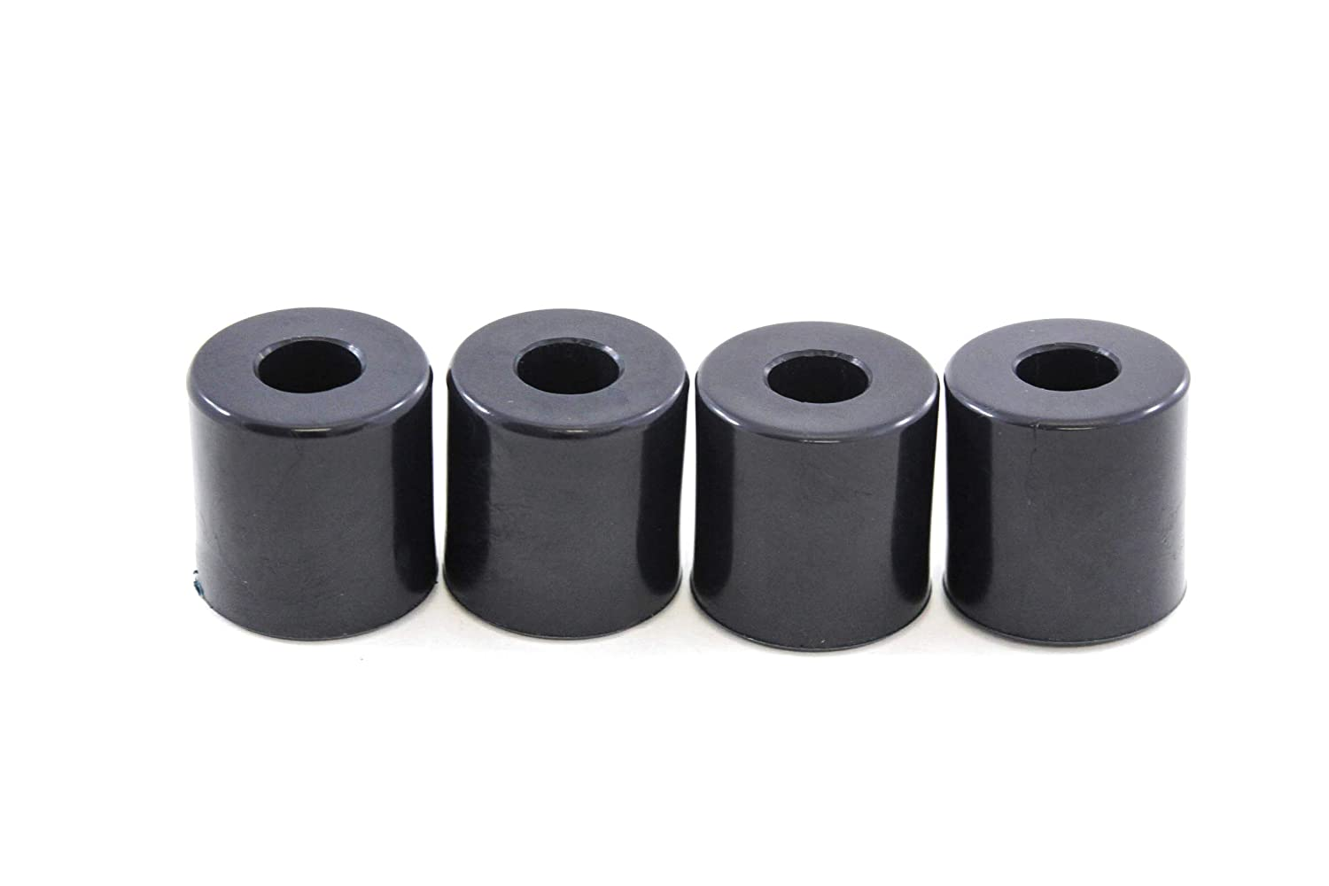 Red Hound Auto Hood Roller Polyurethane Bushing Large 5//8 ID Compatible with Peterbilt /& Kenworth 4pc Set