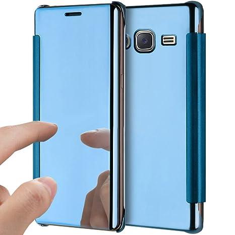 YSIMEE Funda Samsung Galaxy J3 2015/Galaxy J3 2016,Carcasa ...