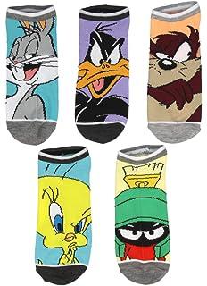 5 Pair HB Yogi Bear Scooby-Doo Jetsons Hanna-Barbera New Crew Socks sz 8-12 shoe