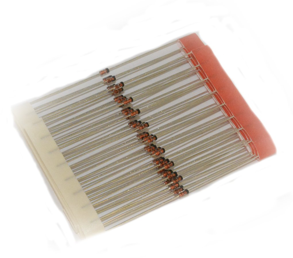 50-Pack RadioShack Silicon Switching Diodes